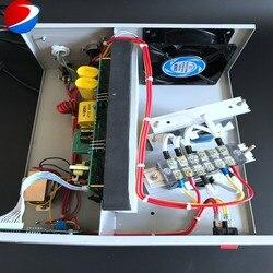 40 khz/100 khz podwójna częstotliwość Generator ultradźwiękowy do czyszczenia przetwornika 600 w
