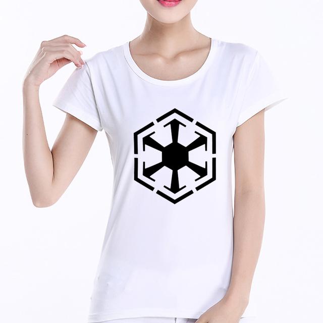 Fashion Star Wars Women T-Shirt