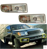 Автомобиль Стайлинг, Lexu LX470 Туман света, галогенные, 1998 ~ 2007, LX470 противотуманных фар; автомобиля, ES240, LS460, RX350, IS250, ES350, CT200, LX570, LX 470