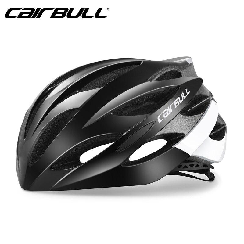 CAIRBULL Ultra-Léger Casque De Vélo 54-62 CM Moulée Intégralement Casque de Vélo DH VTT Route Vélos Casque Capacete Casco Ciclismo