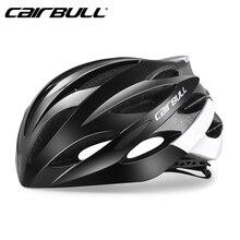 CAIRBULL Сверхлегкий велосипедный шлем 54-62 см интегрированный литой велосипедный шлем DH MTB дорожный велосипедный шлем Capacete Casco Ciclismo
