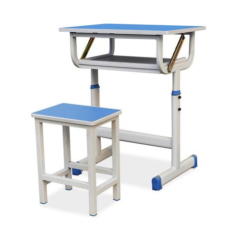 Children Furniture Sets kids Furniture ABS PP desk+stool sets adjustable kids ottoman and study table sets minimalist 60*45*80cm