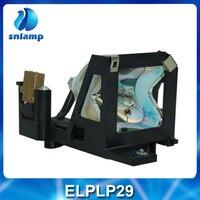 Snlamp 호환 elplp29/v13h010l29 프로젝터 램프 (EMP-S1H EMP-TW10H 용 하우징 포함) powerlite home 10 + s1 + EMP-S1 +
