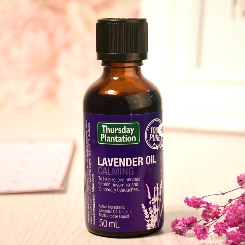 Thursday Tea Tree Oil Lavender Oil Ultrasonic Diffusers Essential