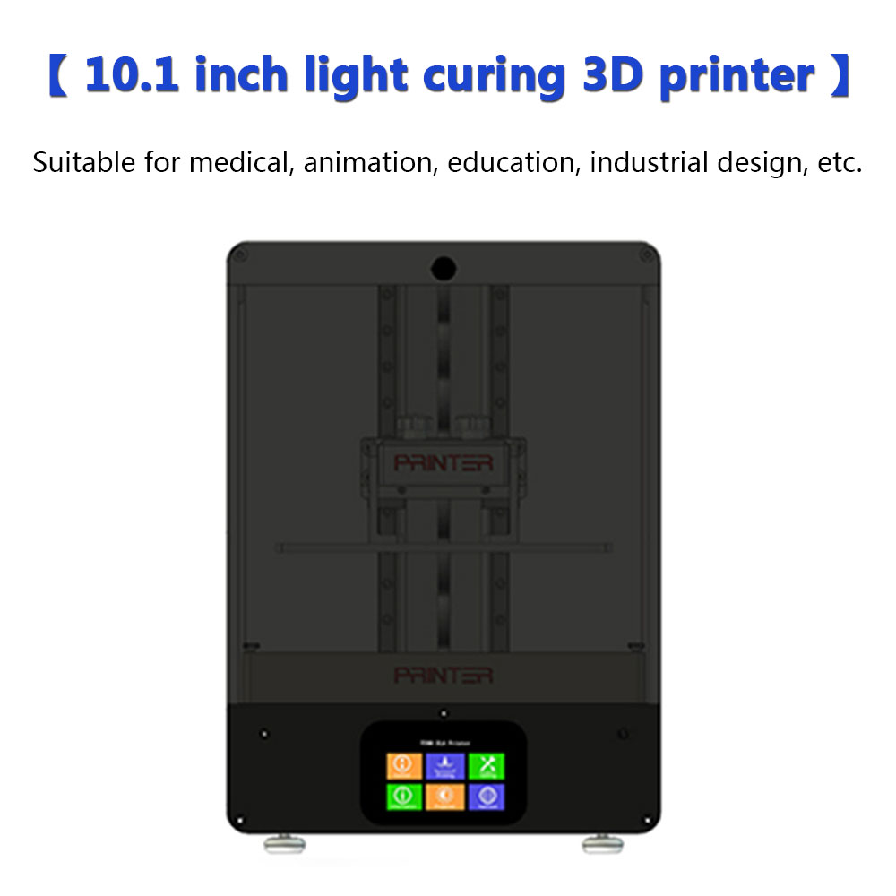 Hot Sale] Factory Direct Sales 3D Printer SLA Jewelry Touch