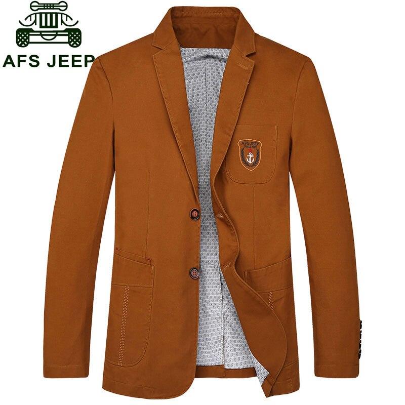 78dc449864 Detalle Comentarios Preguntas sobre 2017 nueva llegada marca ropa hombres  chaquetas Color Beige M ~ 4XL abrigo Slim Fit Casual Blazer chaqueta  abrigos ropa ...