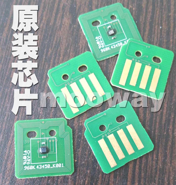 Gratis Pengiriman Ulang Chip Asli untuk Xerox DPC5000D 5000 Toner Chip