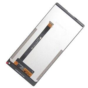 Image 5 - 6,0 дюймов Vernee Mix 2 ЖК дисплей Дисплей + сенсорный экран Экран + рамка 100% оригинал испытания планшета Стекло Панель Замена для Mix 2