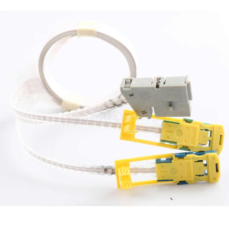 Cable de alambre con 3 enchufes para Renault Com 2000 Peugeot 206 307 406 806 para Citroen C5 C8 12275641