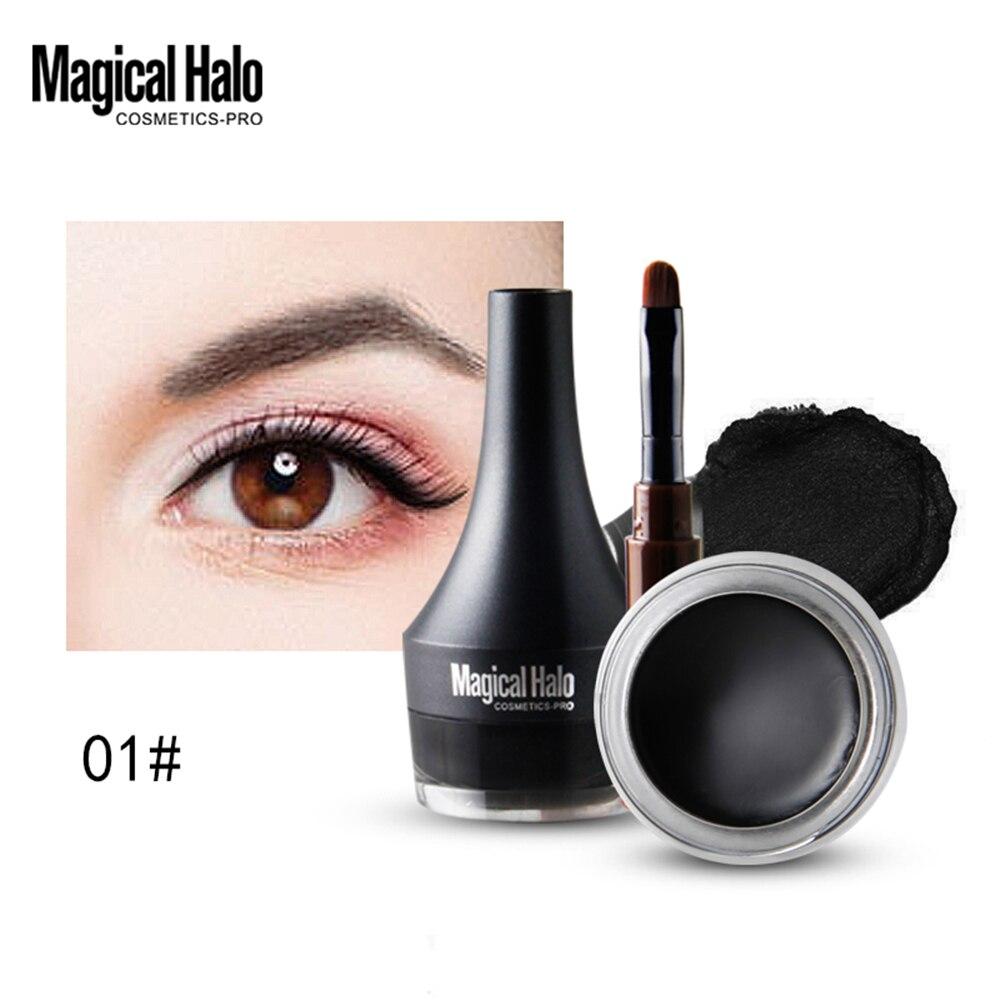 Magical Halo Eye Brow Tint Makeup Waterproof Eyebrow Gel Pencil