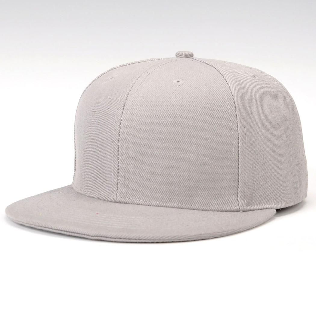 Men Baseball Cap Dancer Boys Casual Cap Unisex Hip hop Solid Casual ... b9d659849226