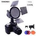 YONGNUO YN216 LED Video Light 216 LED Lamp Lights Photographic Lighting 5500K for Photo Studio DSLR Camera Camcorder