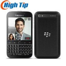 "Original Blackberry Q20 Klassische 3,5 ""16 GB ROM 2 GB RAM 4G LTE 8MP Smartphone Dual Core Bluetooth WIFI QWERTY Tastatur Handy"