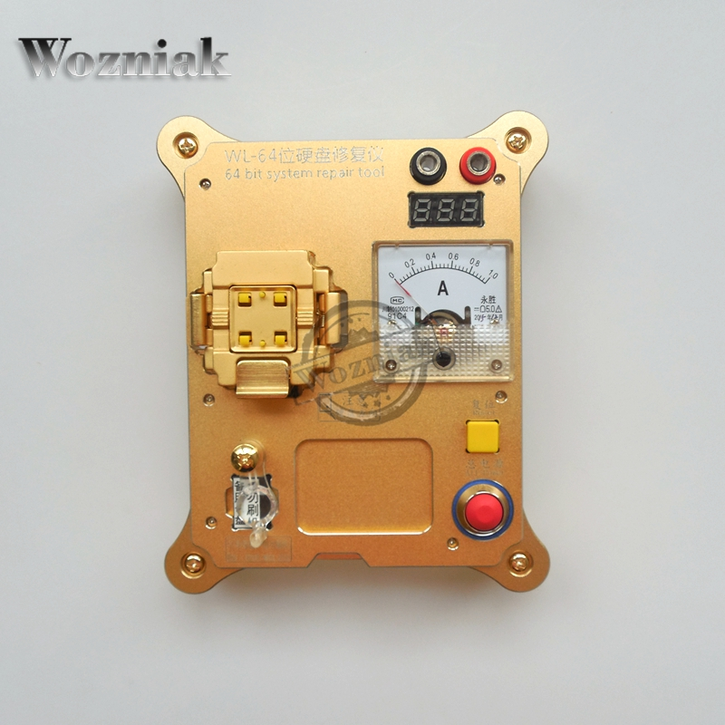 64 Bit IC Chip Programmer Machine Repair Mainboard Nand Flash Hard Disk HDD Serial Number for iPhone 5S 6 Plus for iPad Air 2 3