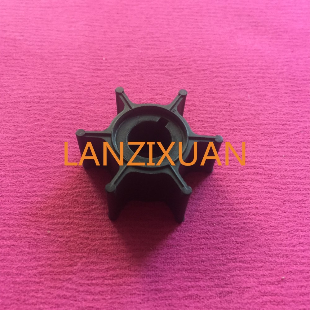 Water-Pump-Impeller-for-Yamaha-2-Stroke-6HP-8HP-Outboard-Motor-Parts-6G1-44352-00-00