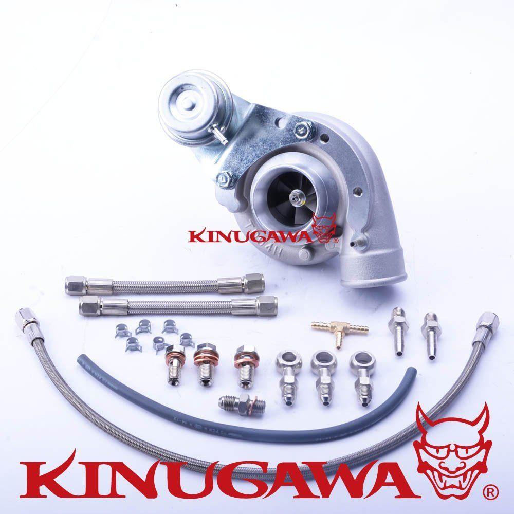 Kinugawa Turbo Cartridge CHRA Kit for Mitsubishi 4G15 Colt Turbo Ralliart R / Czt TF035HM-15T 200HP