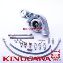 цена Kinugawa Turbo Cartridge CHRA Kit for Mitsubishi 4G15 Colt Turbo Ralliart R / Czt TF035HM-15T 200HP онлайн в 2017 году