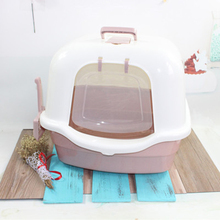 Toilet Bedpan  Dog Cat Litter BoxEasy Clean Pet Supplies Arenero Box Free Shipping 30SP006