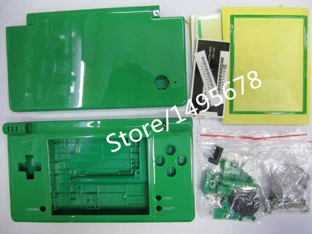 Full Repair Parts Replacement Housing Shell Case Kit Compatible for Nintendo NDSi