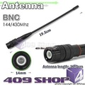 Antenna BNC 144/430Mhz Dual Band