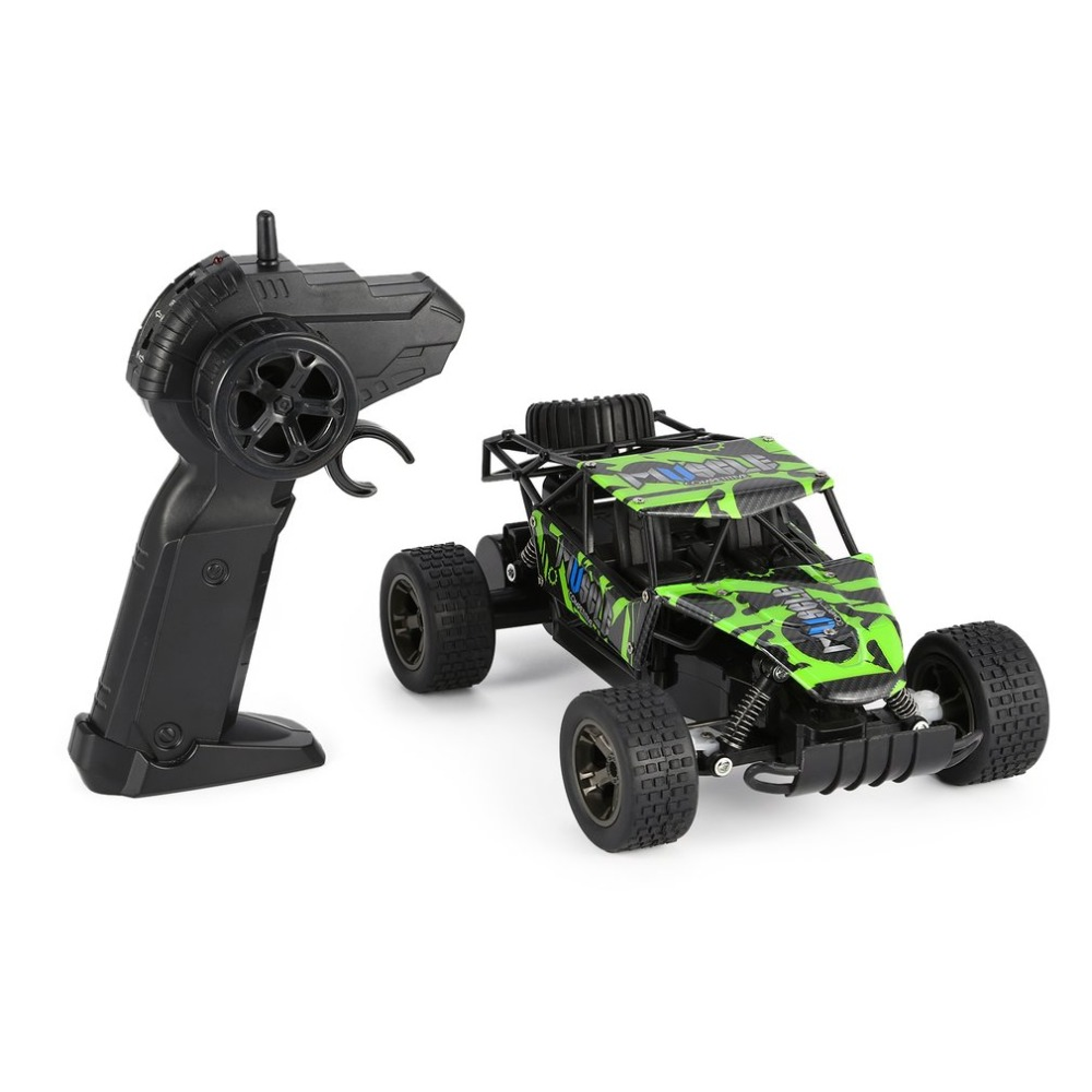 1/18 15km/h High Speed Racing RC Car Off road Buggy Truck Desert Remote Control Vehicles RC Car 2.4G Hot