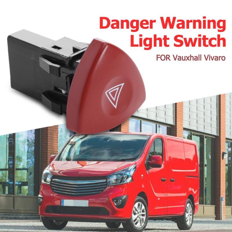 Brand New Hazard Warning Switch Button Vauxhall Vivaro Van All Models 93856337