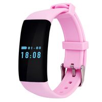 0 66 OLED Women Smart Watch Heart Rate Monitor Fitness Bracelet Android IOS Smart Band Wristband