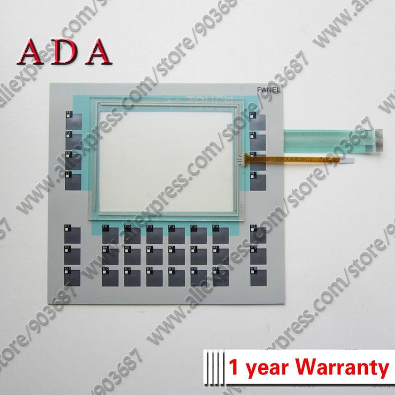 Touch Screen Digitizer for 6AV6 642 0DC01 1AX1 OP177B Touch Panel for 6AV6642 0DC01 1AX1 OP177B