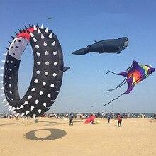 Внешний спорт мощность Halo воздушный змей/Кольцо/очень хороший для воздушный змей фестиваль Прямая с фабрики