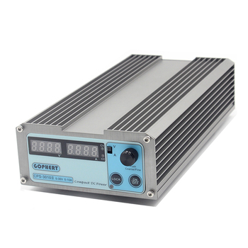 цена на CPS-3010 II 30V 10A Precision Digital Adjustable DC Power Supply Switchable 110V/220V With OVP/OCP/OTP DC Power