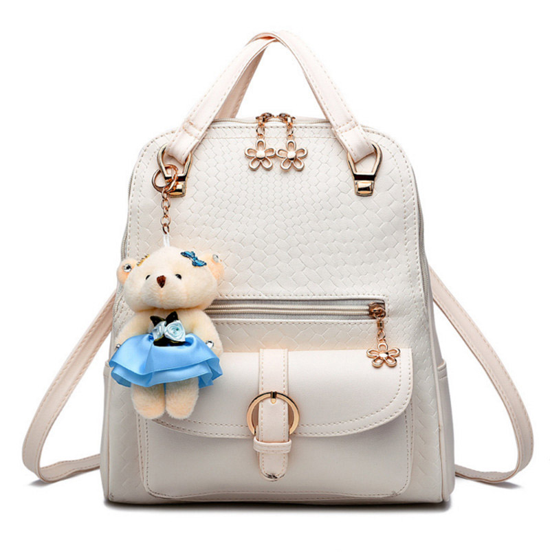cute school bags for high school girls leather travel