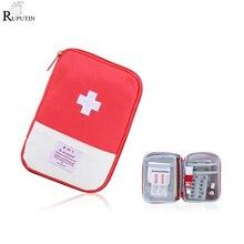 RUPUTIN New Travel First Aid Kit Portable Carry Medicine Package Medical Supply Drug Organizer Storage Bag Emergency kit