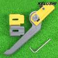 KELUSHI Free shipping Optical Cable Sheath Slitter KMS-K Cable longitudinal cable cutter, cable stripping knife, stripper