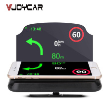 VJOYCAR C62 Head Up Display Hud Digital Car Speedometer Projector Holder Wireless Bracelet Phone Navigation GPS Stand 35