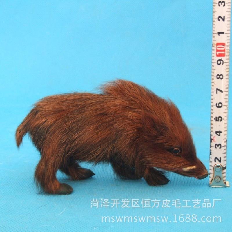 Simulation Animal Fur Factory Direct Real Hair