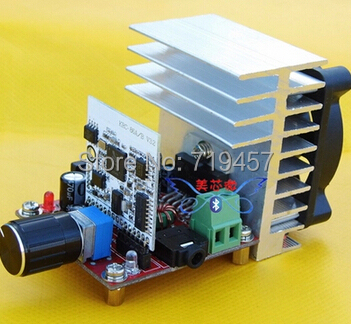 FREE SHIPPING  KRC-182ST Stereo Speakers Bluetooth Stereo Audio Power Amplifier Module Board Modification