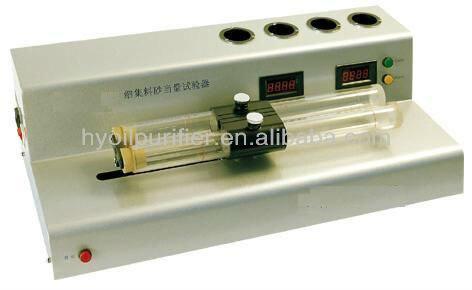 GD-0334 заполнитель песок эквивалент инструмент