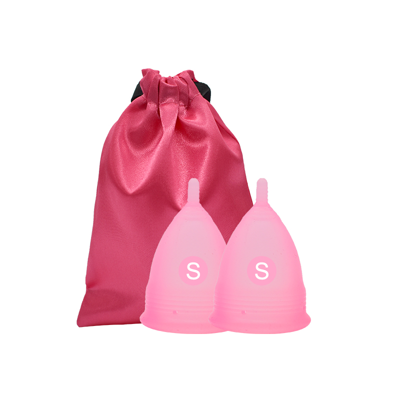 Women Cup reusable Hygiene Lady cup 100% Medical Grade silicone Menstrual cup for Women health care copa menstrual In Stock