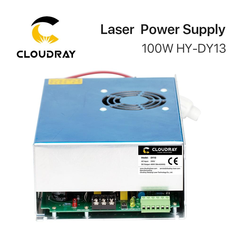 """""""Cloudray DY13 Co2"""" lazerinis maitinimo šaltinis, skirtas RECI - Medienos apdirbimo mašinų dalys - Nuotrauka 3"""