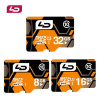 LD High Speed Micro SD Card For Car DVR 8GB 16GB 32GB Class10 U1 Flash Memory