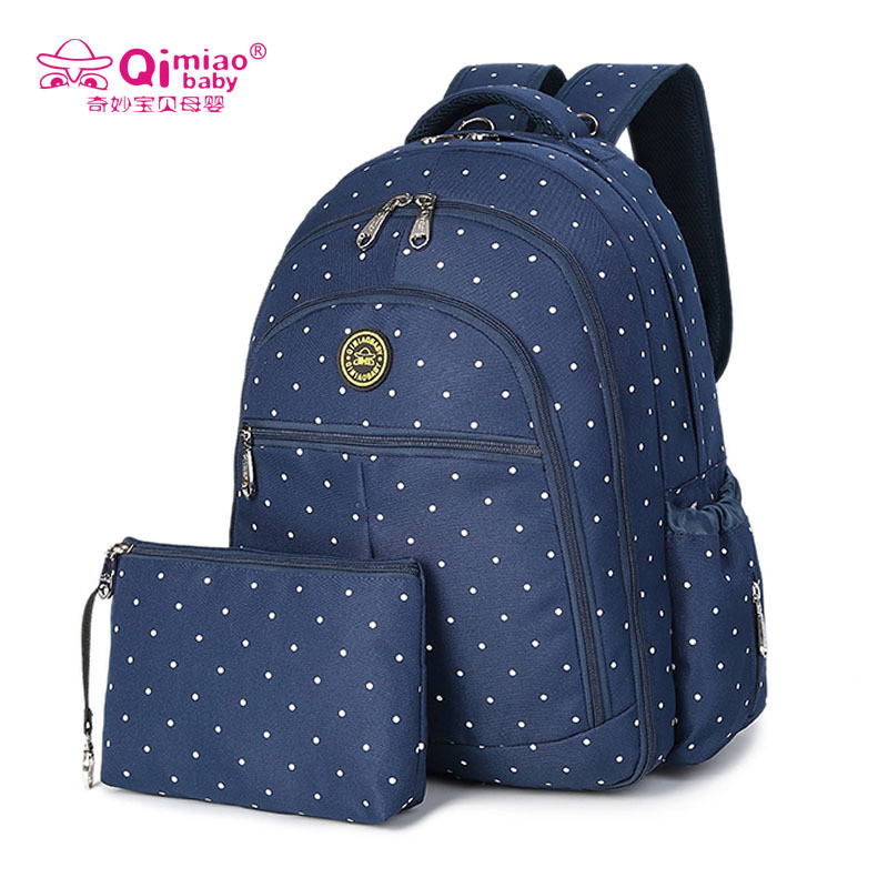 QIMIAOBABY Nappy Diaper Large Capacity Maternity Backpack Backpacks For Travel Multifunctional Mother Mom Baby Bags Maternidade maternity backpack nappy diaper bag large capacity for travel multifunctional mother mummy mom baby bebe bags maternidade bolsa