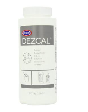 Urnex Dezcal Activated Scale Remover, 35.27-Ounces New urnex dezcal coffee maker