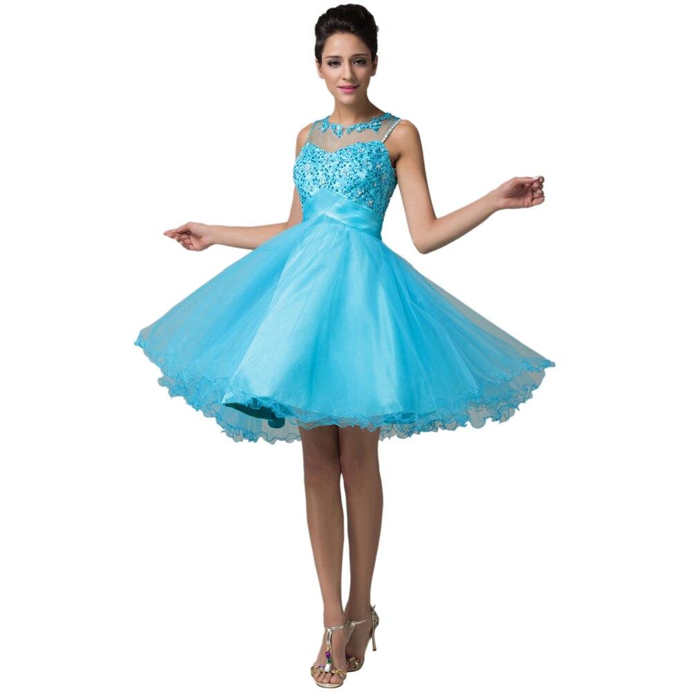 Puffy Party Dresses - Ocodea.com