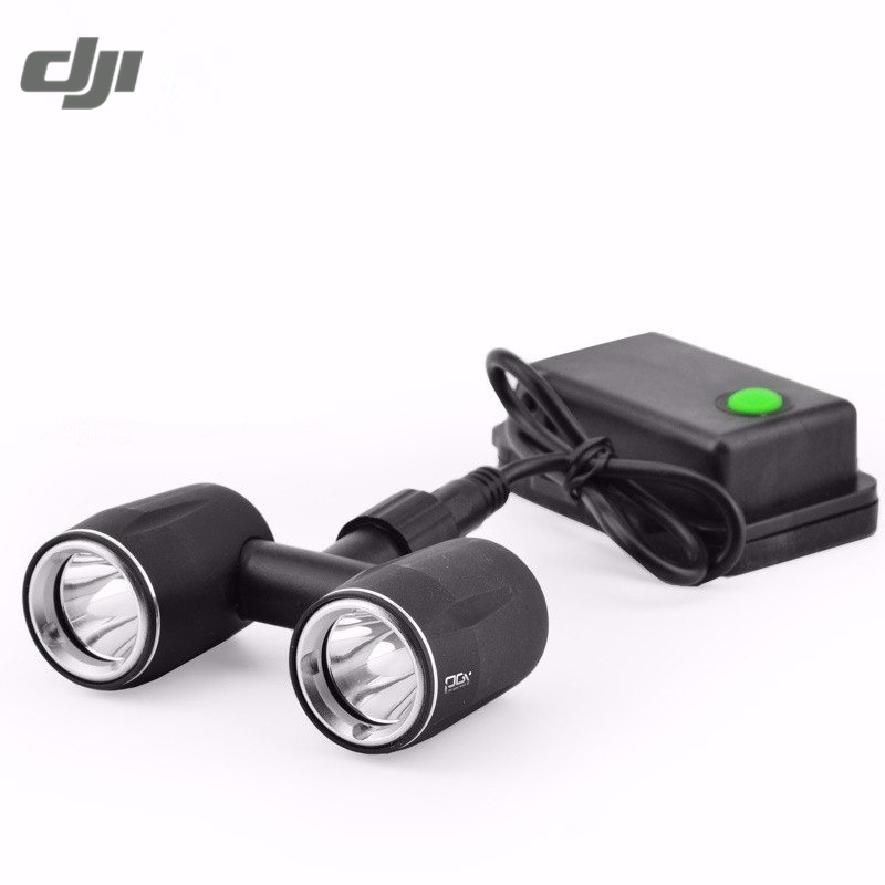 DJI Inspire1 Pro RC Camera Drone FPV Racing Accessories LED Headlight Night Aerial Search Shot Lights Lamp