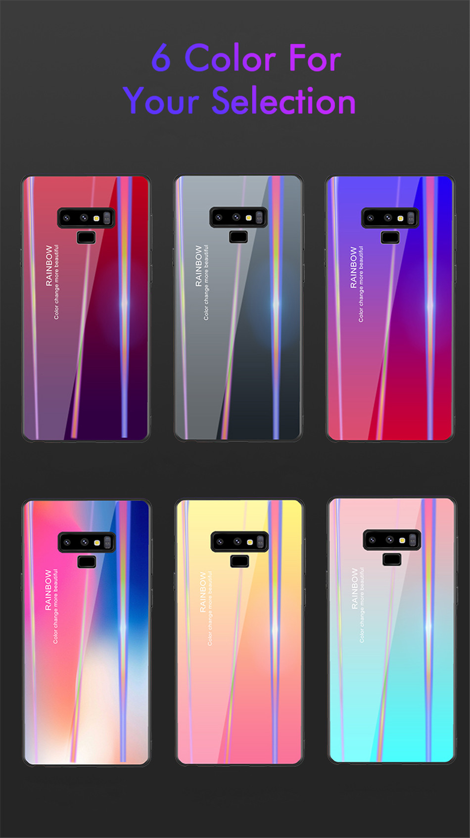 For Samsung Galaxy Note 9 Case (3)