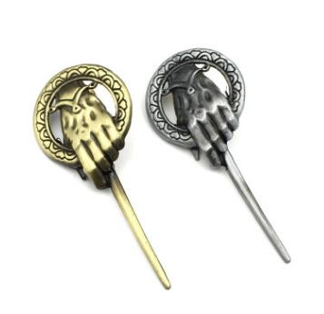 50pcs/lot Game Of Throne The Hand Of King  Badge Wholesale