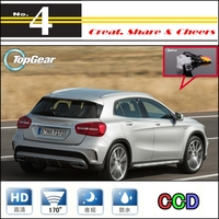 For Mercedes Benz GLA Class MB X156 2013~2016 Car Camera Rear View Back Up Waterproof Camera For PAL / NTSC | Function CCD + RCA