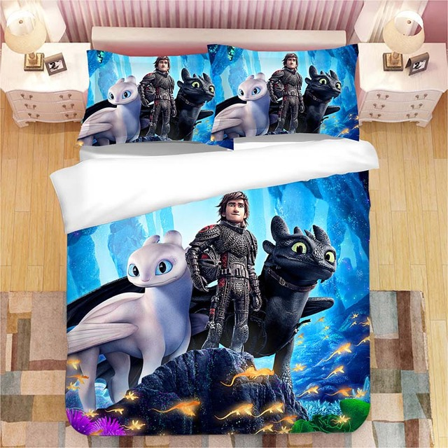 Dragon Bedding Set Duvet Covers