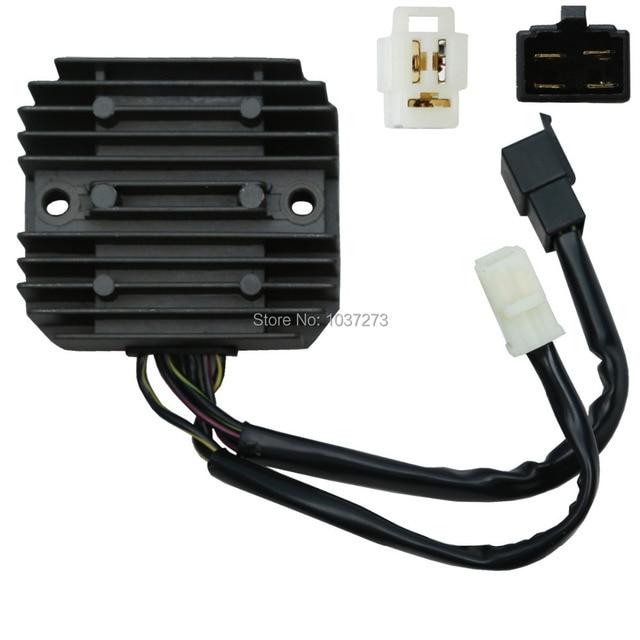 Motorcycle Voltage Rectifier Regulator For Honda VT600C Shadow VLX 1988-1998 New