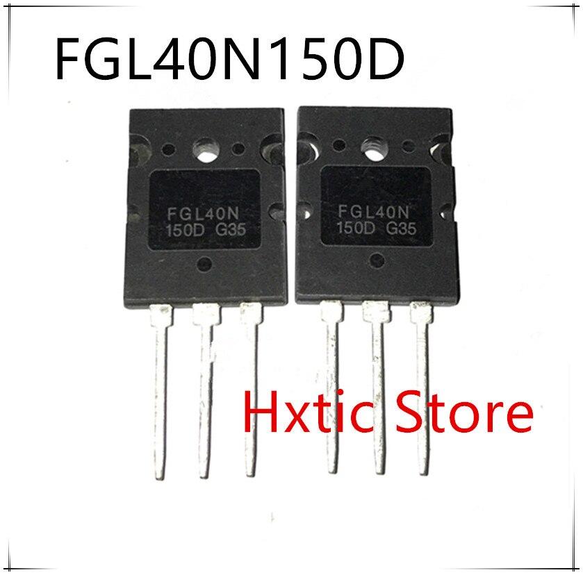 NEW 5PCS LOT FGL40N150D FGL40N150 40N150 G40N150D TO 264